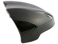 Instrument Binnacle cover in Pre-Preg Carbon Fibre (Elise S2. Exige S2 MY08/USA)