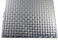 TechnoFibra 620 x 265mm Rigid Self Adhesive Heatshield