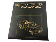 Elise Series 1 Workshop Manual