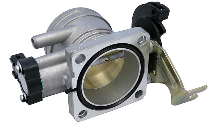 Aluminium Throttle body (Elise, Exige S1, 340R Rover engine only)