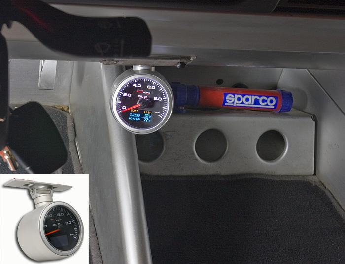 60mm Aluminium Gauge Pod (All models)