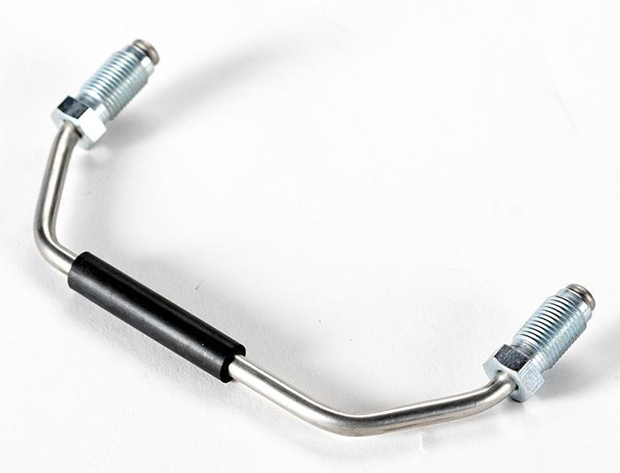 Crossover Pipe for 4-pot AP Racing caliper