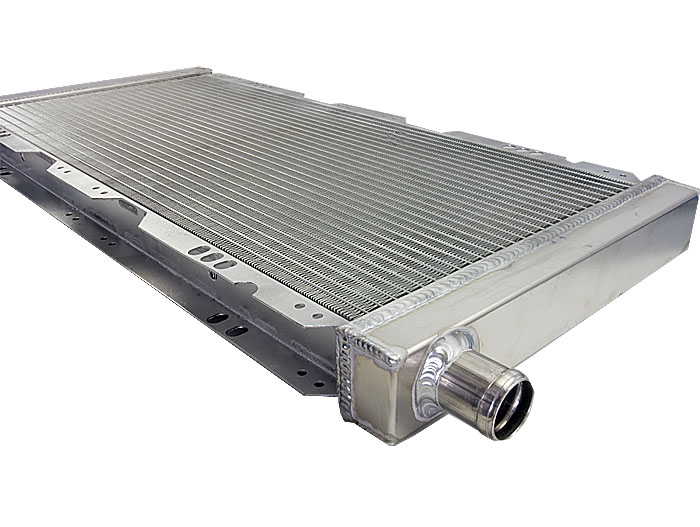 Aluminium High Pressure extra capacity Radiator (All models)