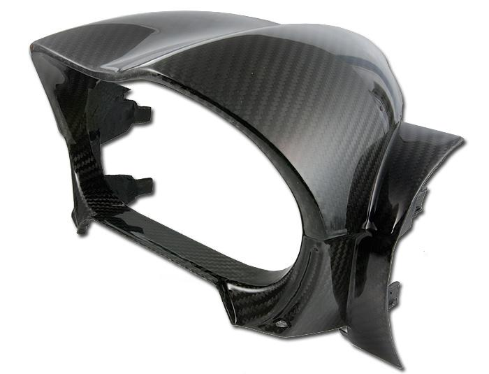 Instrument Binnacle cover in Pre-Preg Carbon Fibre (Elise, Exige, Exige V6, with airbags)