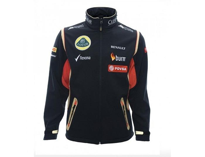Lotus F1 2014 Mens Replica Fleece