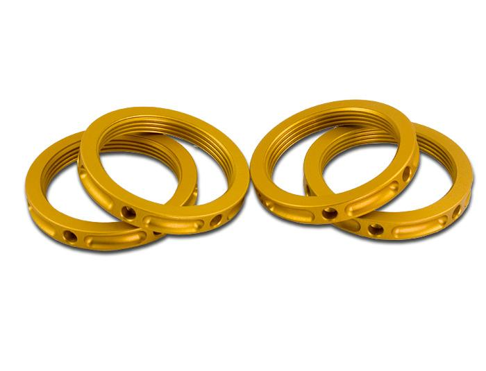 Lockrings for Nitron dampers (set of 4)