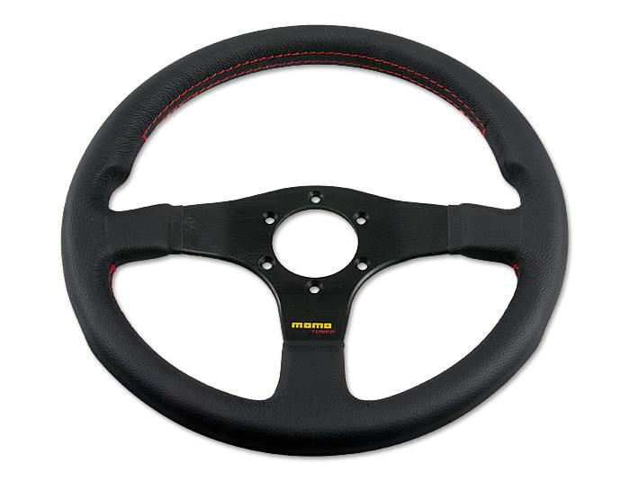 Momo Tuner Black Edition Steering wheel