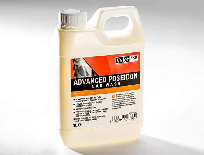 ValetPRO Advanced Poseidon Carwash (1ltr, 5ltr)