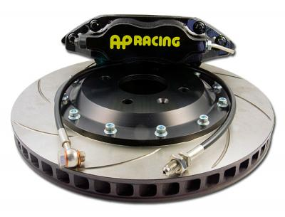4-pot Brake kit with OE AP-Racing Calipers & 308mm discs (Elise S2 / Exige S2)