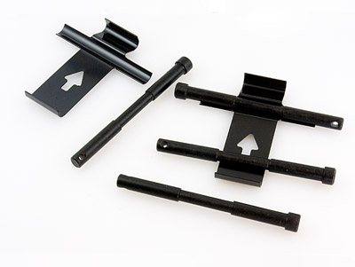 AP Racing Retaining pins and Anti Rattle Plate (All models with 2-pot calipers)