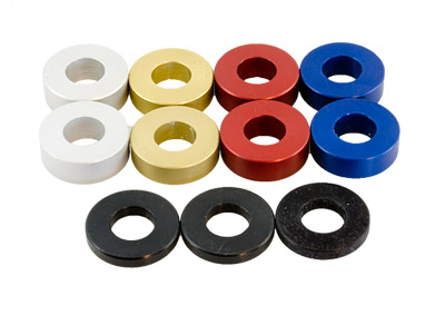 Brake Caliper Spacers for 290,295 or 308 discs