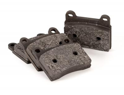 Freno Carbon 2-pot AP / 1 pot Brembo caliper Brake pads (Carbon discs only!)