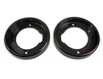 Carbon Fibre Outer Rear Lamp Rings (Evora, Evora S, Evora 400)