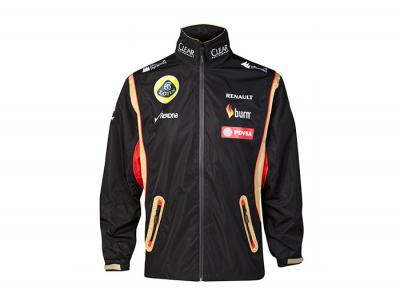Lotus F1 2014 unisex replica Rain Jacket