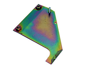Hurricane Relay Lever Base Plate LHD (Elise S1, S2 K-series)