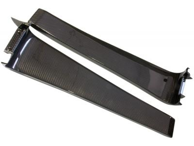 Carbon Fibre Sill Covers (Elise S2, Exige S2, Exige V6 w Airbag / US Spec)
