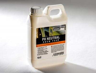ValetPRO pH neutral Snow Foam (1ltr, 5ltr)