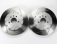 AP front Racing discs and Aluminium Bells (Exige V6)