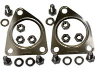 Full Stainless Steel Exhaust Fitting Kit (Elise, Exige, 340R all models)