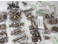 Stainless Steel Fastener kit (Elise S2)