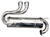 Larini 'Sports' Stainless Exhaust System (Elise S1 All models)