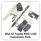 S2 Toyota RHD>LHD conversion