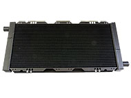 Aluminium Triple Pass RACE Radiator (All models)