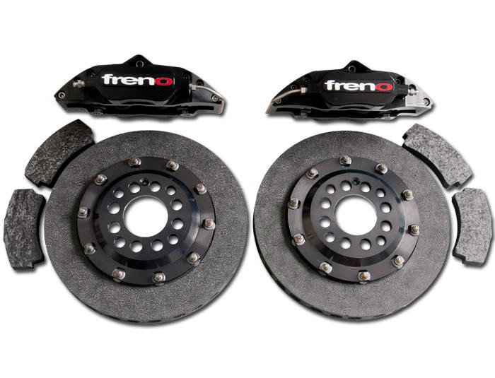 Carbon 4-pot Front Brake kit (Elise, Exige, 2-Eleven)