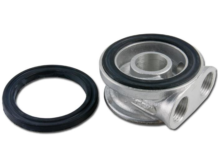 Rubber Seal for Water/Oil & Air/Oil cooler take off plate.