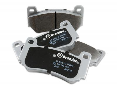 Brembo HP Sports 4-pot pads (Elise S2, Exige S2)