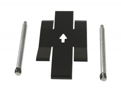 AP Racing Retaining pins and Anti Rattle Plate (4-pot BBK Calipers only)