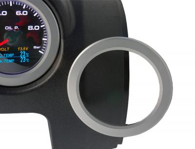 Adapter Ring for 60mm Gauge in Air vent opening (Elise S2, Exige S2)
