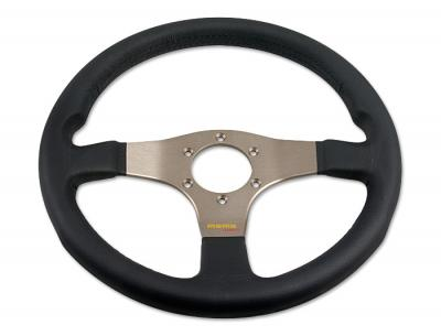 Momo Tuner Anthracite Edition Steering wheel